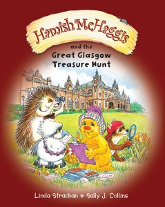 Hamish McH glasgow cover